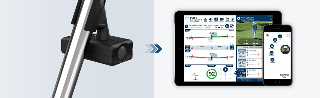 Sensor and iPad