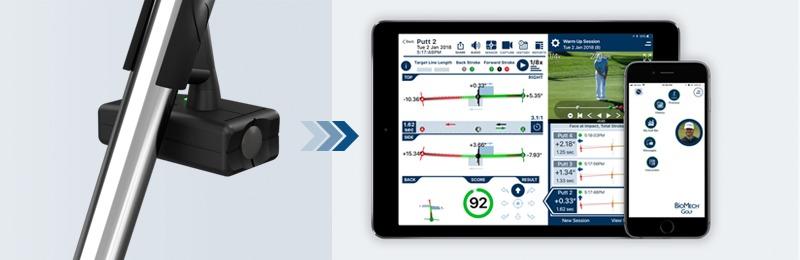Sensor and iPad Image